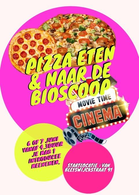 Pizza & Bios IDHG Delft