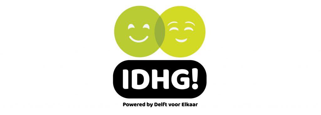 Banner met Logo_IDHG